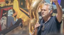 "Director Genndy Tartakovsky toasts to the release of ""Hotel Transylvania 3"""