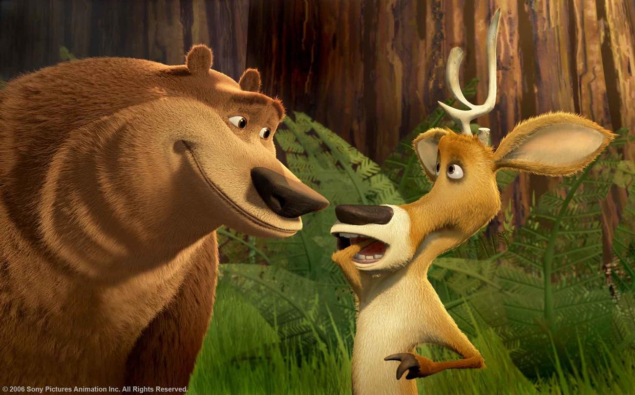 Open Season Sony Pictures Animation