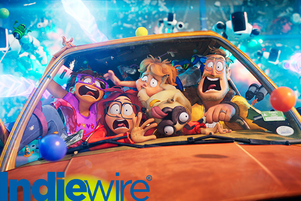 Home Page Sony Pictures Animation